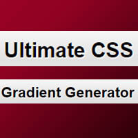 ultimate css gradient